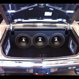 Design Car Audio System - náhled