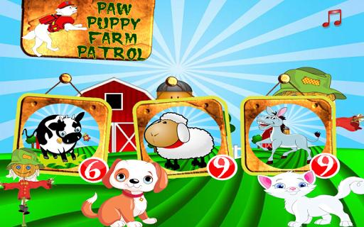 Paw Puppy Farm Patrol