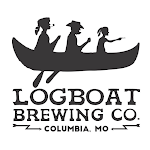 Logo for Logboat Brewing Company