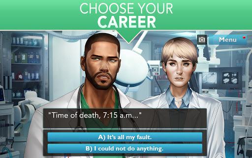 Is It Love? Blue Swan Hospital - Choose your story 1.3.315 screenshots 11