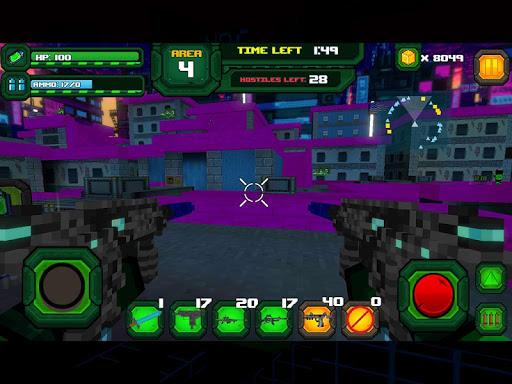 Rescue Robots Sniper Survival screenshots 14