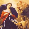 Mary Undoer of Knots Novena icon