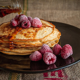 Gluten Free Pancakes with Fermented Flour Recipe