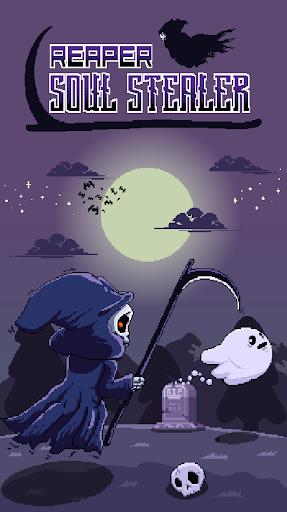 Reaper - soul stealer : idle rpg screenshot 1