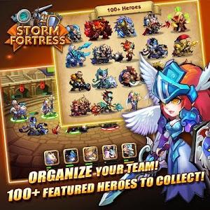 Storm Fortress : Castle War v1.0.3