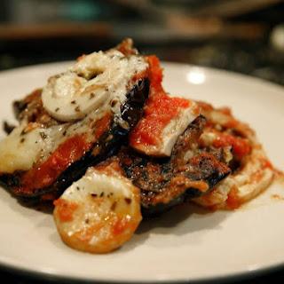 Cevola Family Eggplant Parmigiana