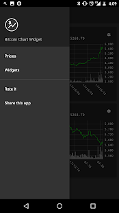Bitcoin Chart Widget Screenshot Thumbnail