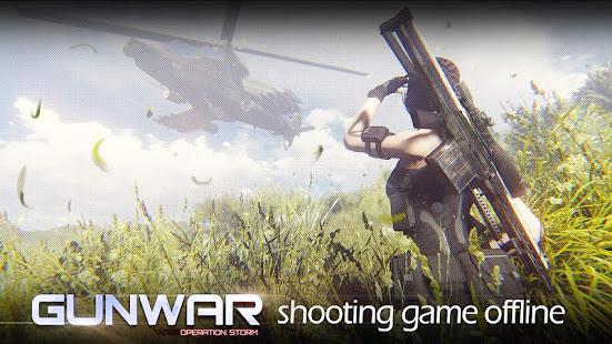 Gun War: Shooting Games Mod