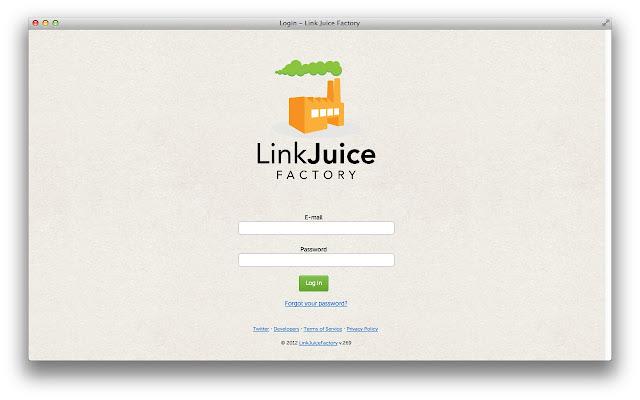 Link Juice Factory Extension