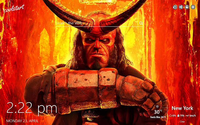 Hellboy 2019 HD Wallpapers Movie Theme