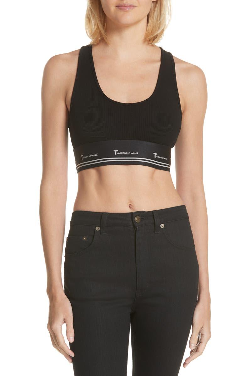 compact sports bra
