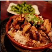 Chicken Teriyaki Bowl