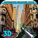 3D Gun Camera Simulator Icon