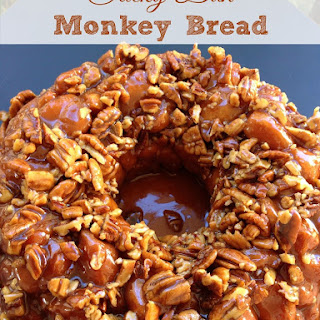 National Sticky Bun Day | Sticky Bun Monkey Bread