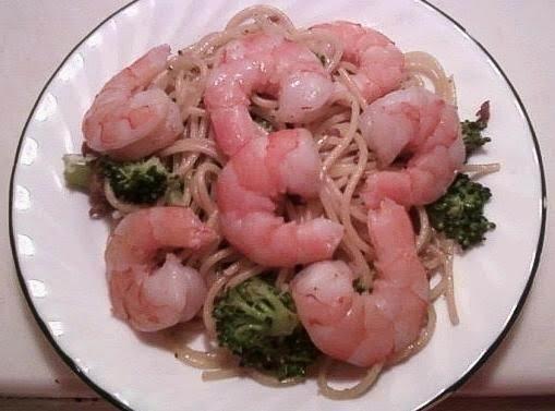 Shrimp Oliette