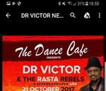 Dr Victor & The Rasta Rebels.. : DANCE CAFE.