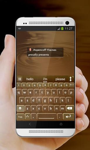 玩個人化App|布朗选择 AiType 皮肤Pífū免費|APP試玩