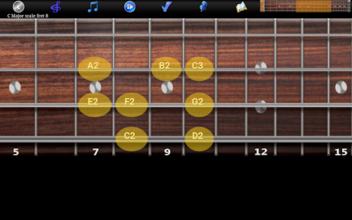 Bass Guitar Tutor Free- screenshot thumbnail