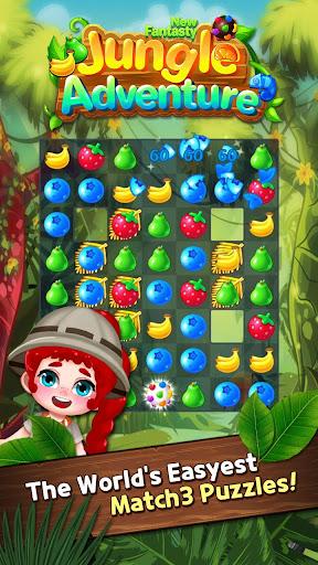 New Fantasy Jungle Adventure: Puzzle World 1.1.6 screenshots 4