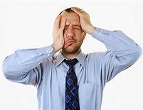 Image result for man stressed