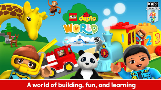 LEGO DUPLO WORLD screenshot 1