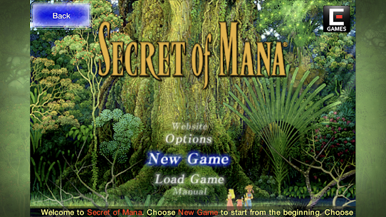 Secret of Mana MOD (Full Paid / License Check Removed) 1