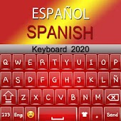 Spanish Language Keyboard 2020: Spanish Keyboard