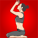 Yoga for Beginners-Yoga Exercises at Home icon