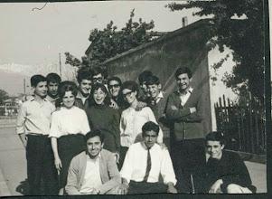 Photo: Pasaje Los Nardos, el Cultural en pleno.