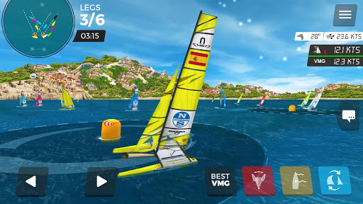 Virtual Regatta Inshore apktram screenshots 3