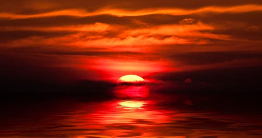 by Joseph De-Haan - Landscapes Sunsets & Sunrises