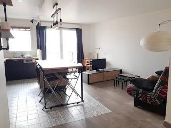 Appartement meublé 2 pièces 48,42 m2