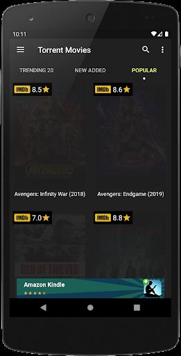 Torrent Movies 1.2.3 screenshots 1
