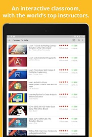 Udemy Online Courses Screenshot 4