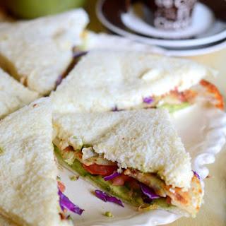 BOMBAY SANDWICH | MOM'S CHUTNEY SANDWICH.