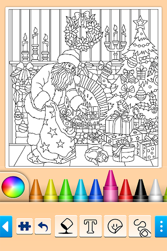 Christmas Coloring 10.4.4 screenshots 17