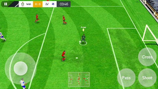 Golden Team Soccer 18  screenshots 4
