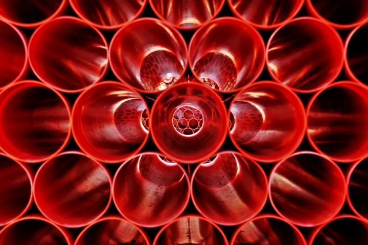 Una foto del tubo.. di AlfredoNegroni
