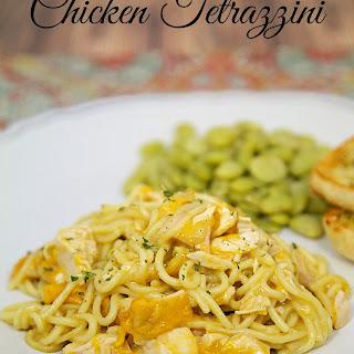 Katherine's Chicken Tetrazzini