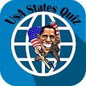 USA STATES QUIZ icon