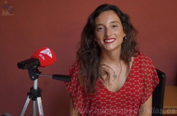 Entrevistas a Candidatas a Cortes de Honor. Jesús. #Elecció19