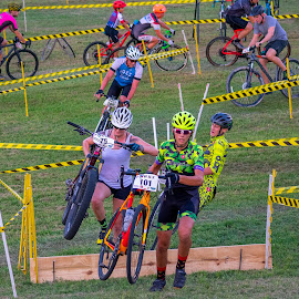 Cyclocross by Bert Templeton - Sports & Fitness Cycling ( dallas, racing, race, campion, dirt, cycling, texas, grass, cyclocross, river, trinity, mud, park, irving,  )