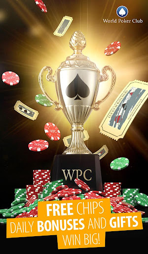 Poker Games: World Poker Club  gameplay | by HackJr.Pw 15