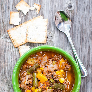 Old-Fashioned Backyard Stew