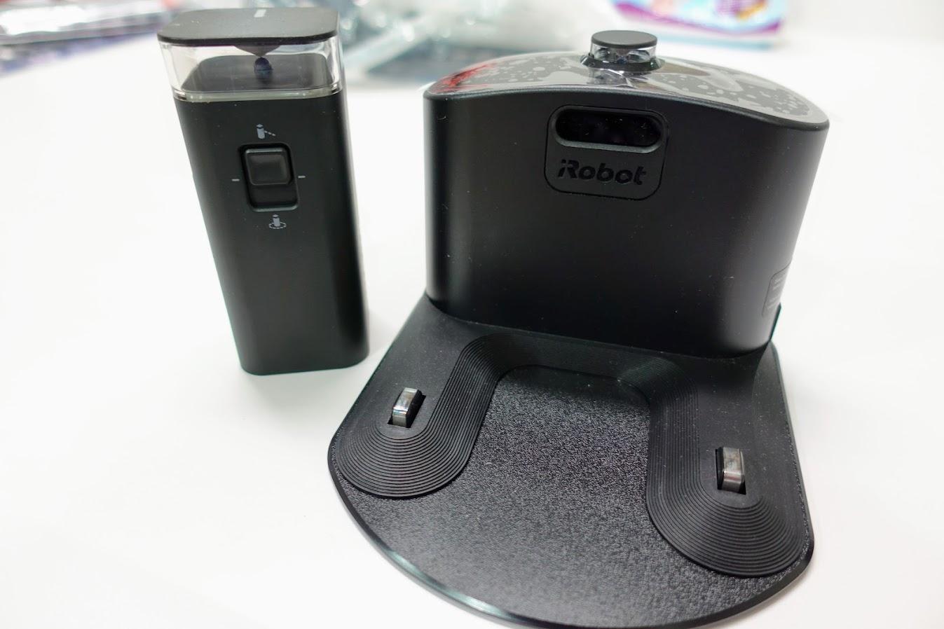 充電底座和虛擬牆