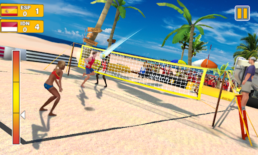 Beach Volleyball 3D - náhled