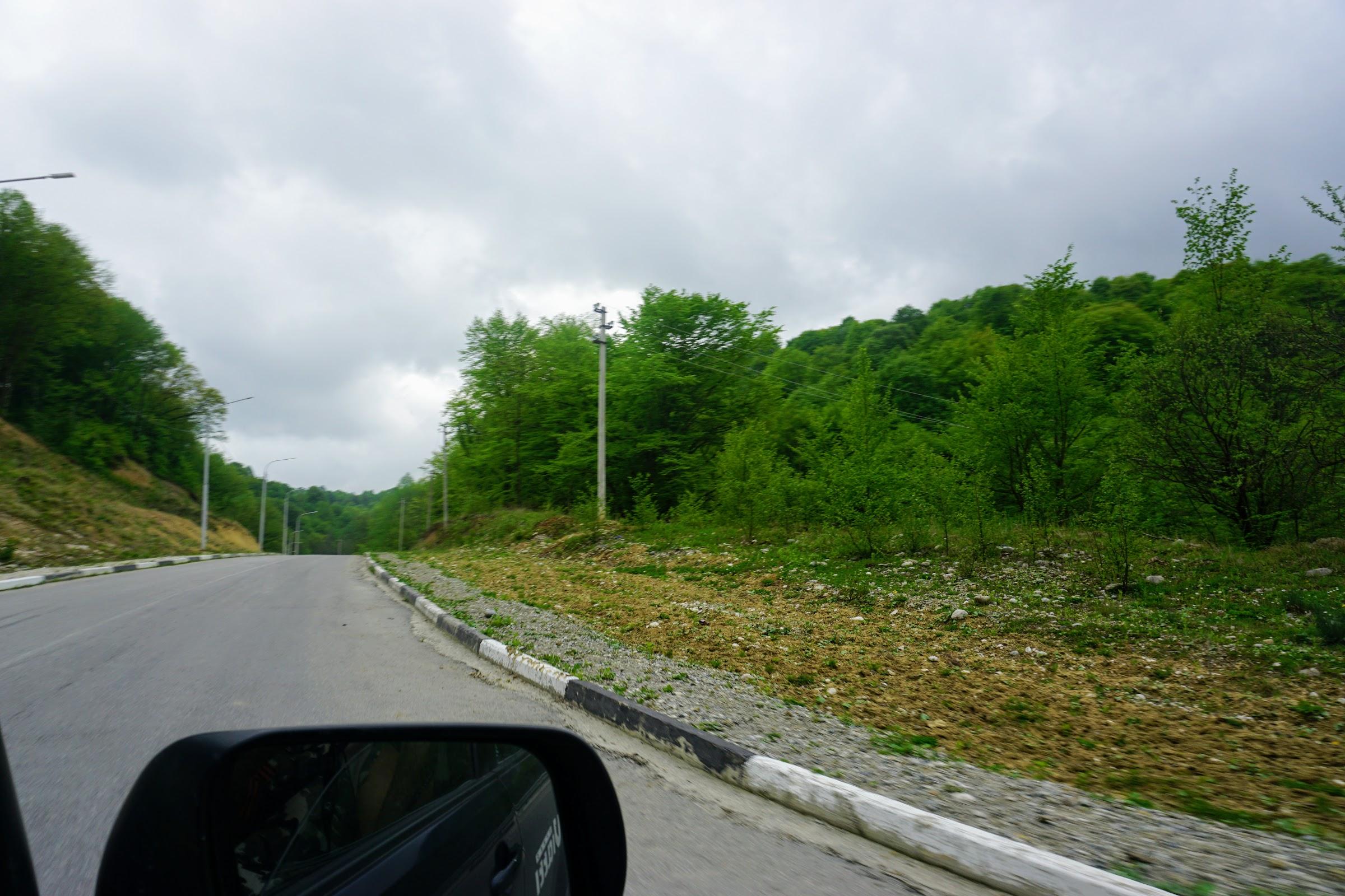 Дороги Кабардино-Балкарии