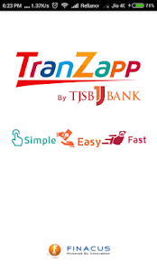 TranZapp - UPI- screenshot thumbnail