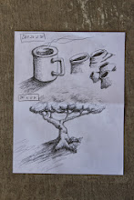 Photo: You Can Draw in 30 Days by Mark Kistler - Lessons 20 & 21. This tree was my next exciting moment. I actually drew a tree!