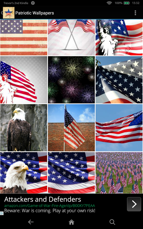 Patriotic Wallpapers- screenshot